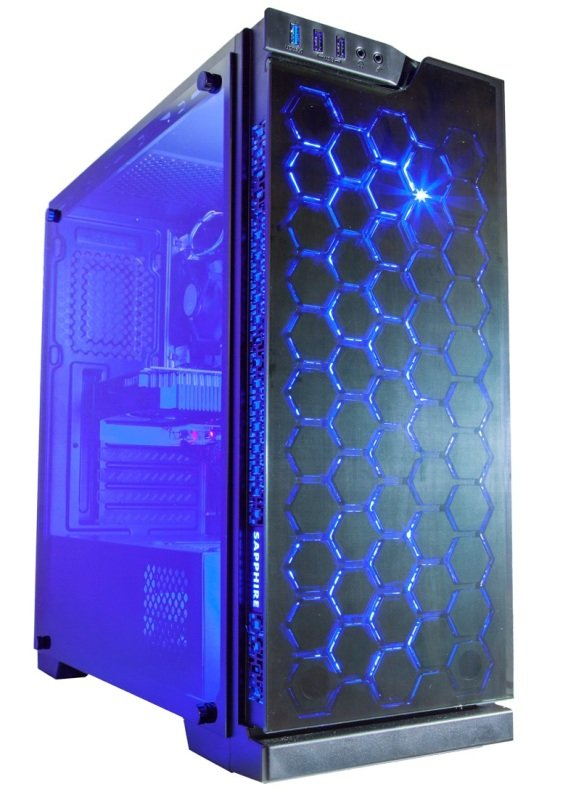 EXDISPLAY Punch Technology i7 1080 Gaming PC Intel Core i7
