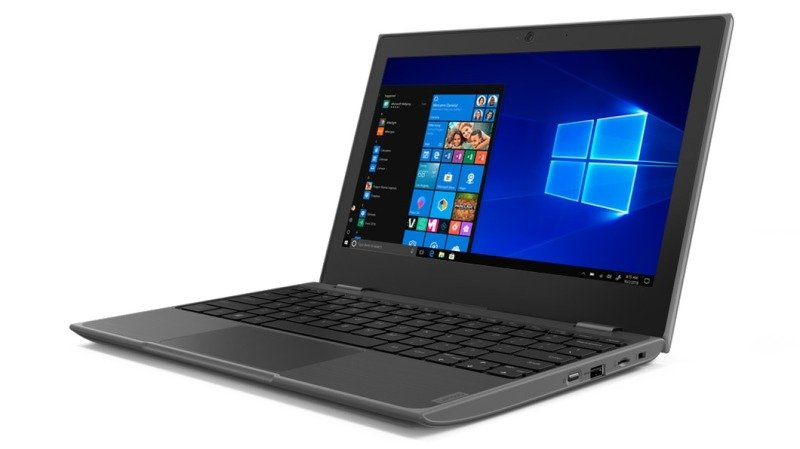 Lenovo 100e Windows 2nd Gen Celeron N4000 4GB 64GB Win 10 Pro Winbook...