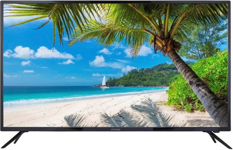 Linsar 50UHD520 LED 4K Ultra HD TV 50 with Freeview HD