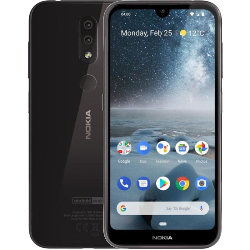 Nokia 4.2 32GB Smartphone - Black