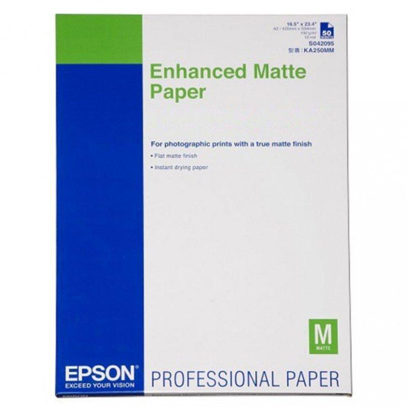 Epson Enhanced Matte - Matte paper - A4 (210 x 297 mm) - 192 g/m2 - 250 sheet(s)