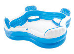 Intex Swim Centre Family Pool with Seats 56475NP, 229 x 229 x 66 cm