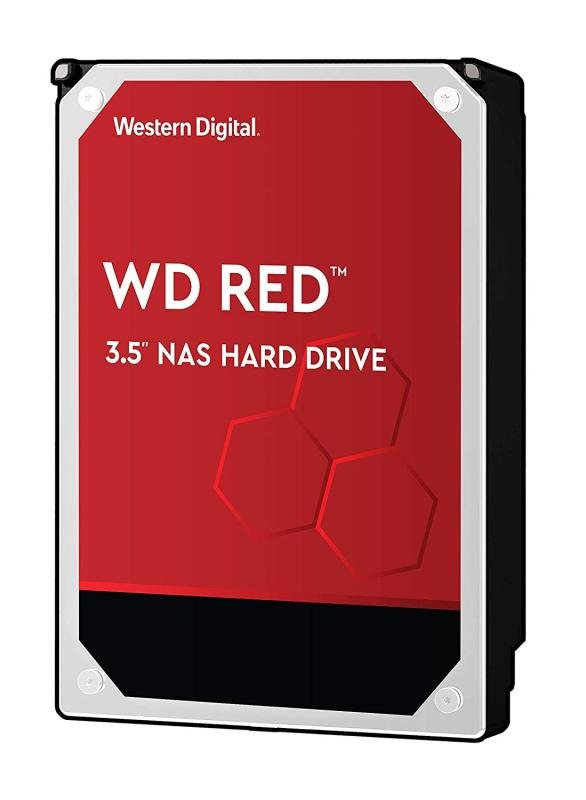 WD Red 4TB 3 5