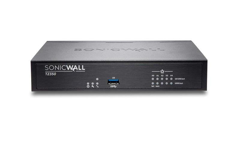 SonicWall TZ350 Secure Upgrade Plus 2 Years CGSS