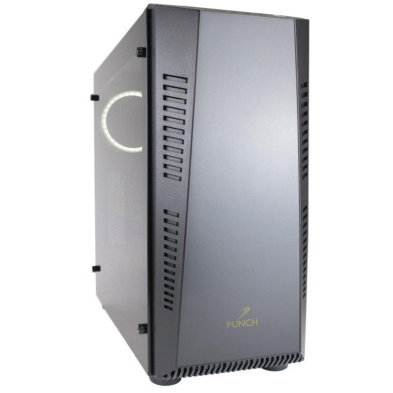 Punch Technology Ryzen 5 8GB 1TB HDD 240GB SSD GTX 1660 Gaming PC