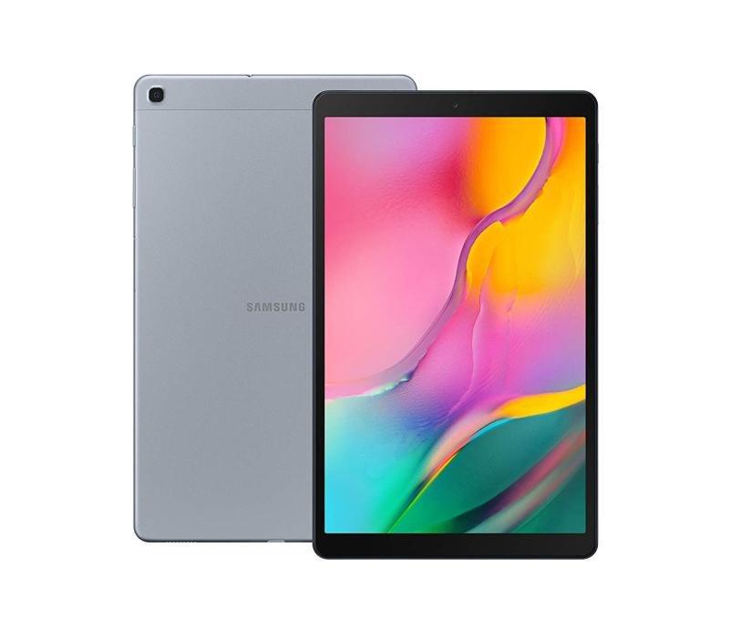Image of Samsung Galaxy Tab A 10.1 (2019) 32GB LTE Tablet - Silver