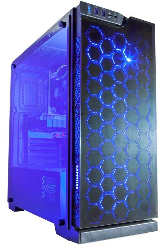 Punch Technology Core i7 16GB 1TB HDD 240GB SSD GTX 1650 Win10 Gaming PC