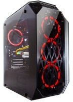 Punch Technology Core i7 16GB 1TB HDD 240GB SSD GTX 1660Ti Win10 Gaming PC
