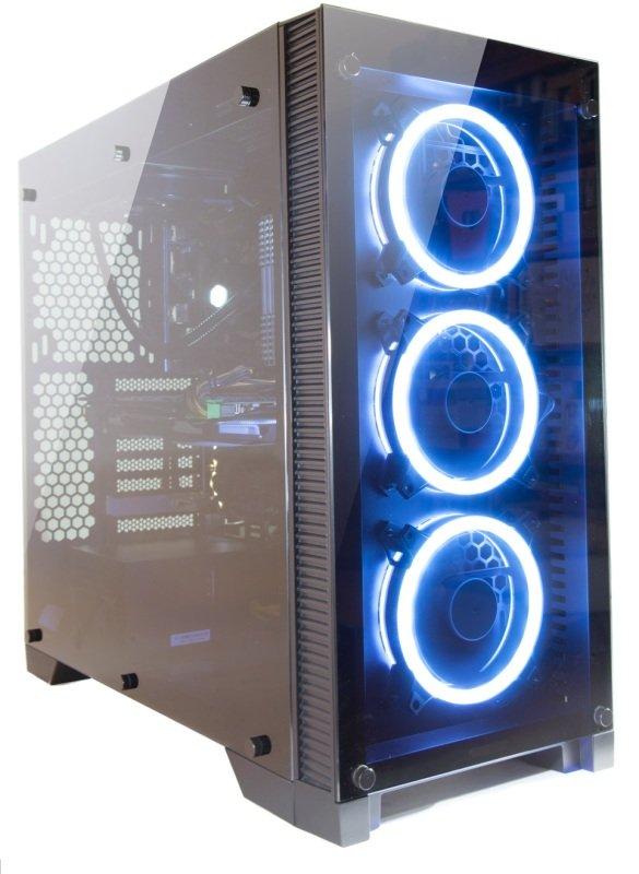 Punch Technology Core i7 32GB 2TB HDD 1TB SSD RTX 2080Ti Win10 Gaming PC