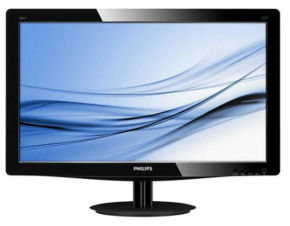"Philips 226V3LSB LCD LED 21.5"" VGA Monitor"