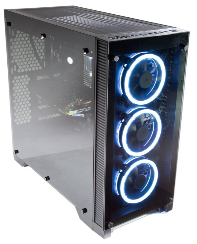 Punch Technology Core i9 32GB 2TB HDD 1TB SSD RTX 2080 Win10 Gaming PC