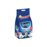 TETLEY ONE CUP TEABAGS PK440