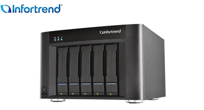 Infortrend EonStor GSe Pro 105 30TB 5 Bay NAS