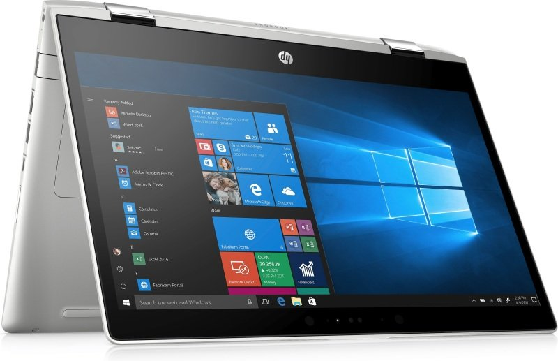 "HP ProBook X360 440 G1 14"" Core i3 4GB 128GB SSD Win10 Pro 2-in-1 Laptop..."