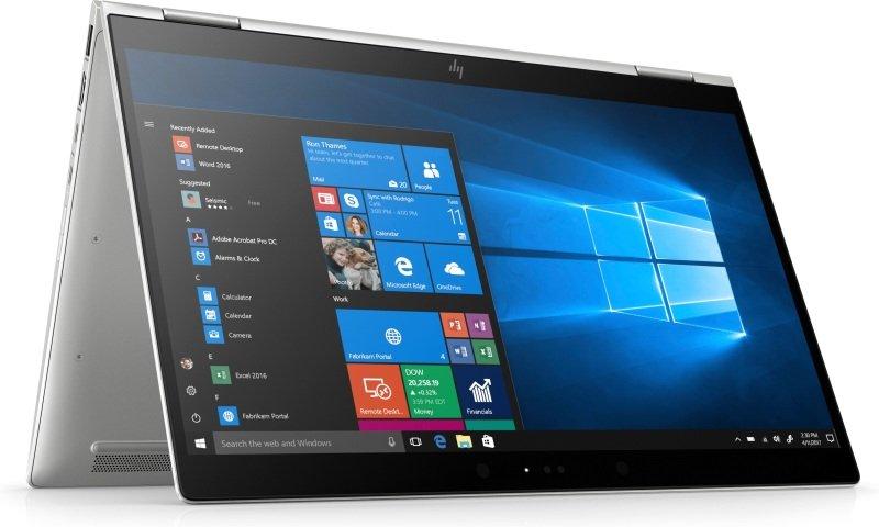 """HP EliteBook x360 1040 G5 2-in-1 14"""" Core i7 8GB 256GB SSD Win10 Pro Laptop"""