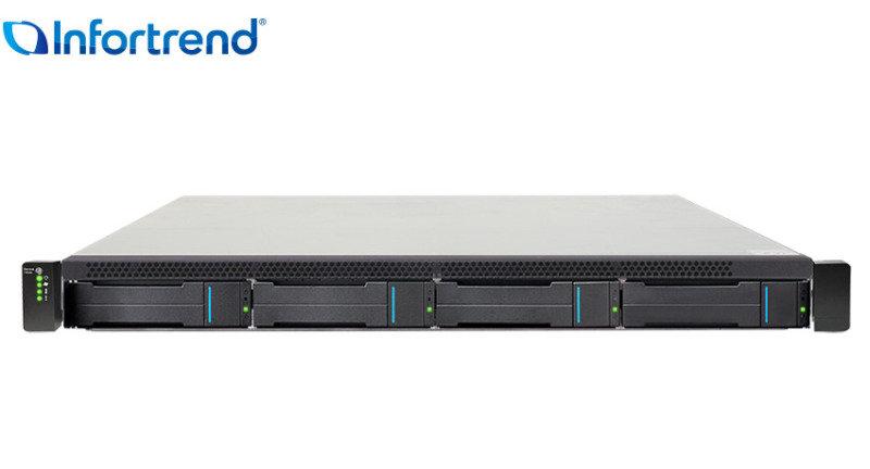 Infortrend EonStor GSe Pro 1004 4 Bay NAS Rack Enclosure
