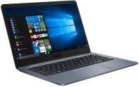 "ASUS E406SA 14"" 4GB 64GB eMMC Win10 Home Laptop - Grey"
