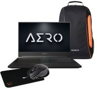 Gigabyte AERO Core i7 16GB 1TB SSD RTX 2070 Win10 Pro Gaming Laptop