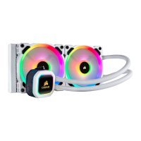 CORSAIR Hydro Series H100i RGB PLATINUM SE Liquid CPU Cooler