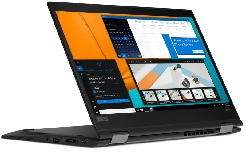 Lenovo ThinkPad X390 Yoga Core i5 8GB 256GB SSD Win10 Pro 2-in-1 Laptop