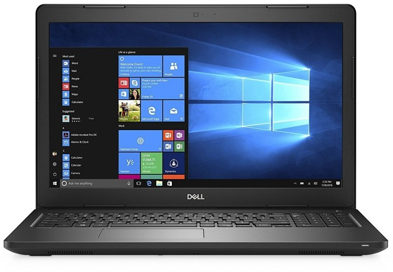 """Dell Latitude 3500 15"""" Core i5 8GB 256GB SSD Win10 Pro Laptop"""