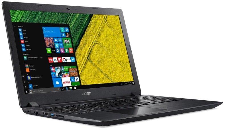 "Acer Aspire 3 A315-41 15"" Ryzen 3 4GB 1 TB HDD Vega Win10 Home Laptop"