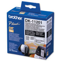 Brother Standard Die Cut Label