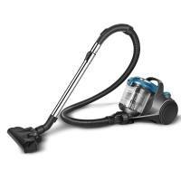 Swan SC15812N Multi Clean Pet Bagless Light Blue Cylinder Vacuum