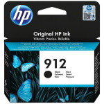 HP 912 Ink Cartridge Black - 3YL80AE