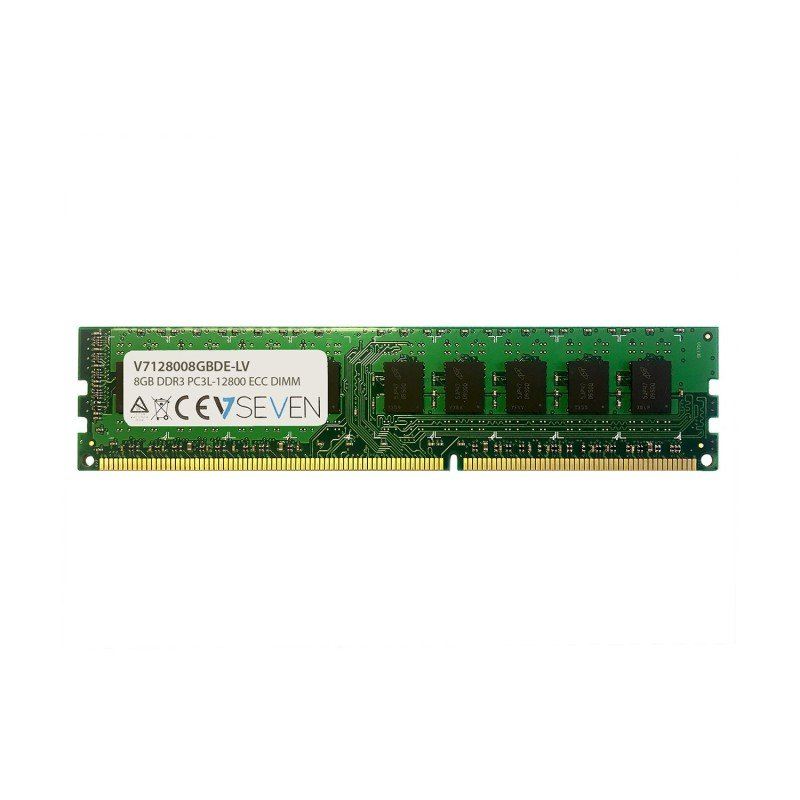 V7 8GB DDR3 PC3L_12800 _ 1600MHZ ECC DIMM Server Memory Module