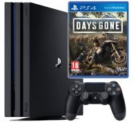 Sony 1TB Black PS4 Pro with Days Gone