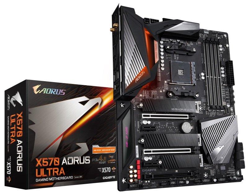 Gigabyte X570 AORUS ULTRA AM4 DDR4 ATX Motherboard