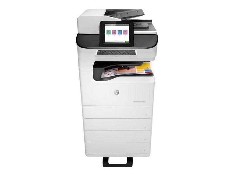 HP Pagewide 785z+ Multi-Function A3 Enterprise Inkjet Printer...