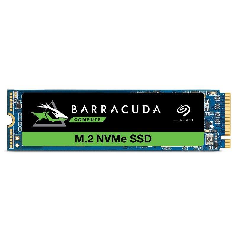 Seagate BarraCuda 510 - 256GB M.2 NVMe SSD
