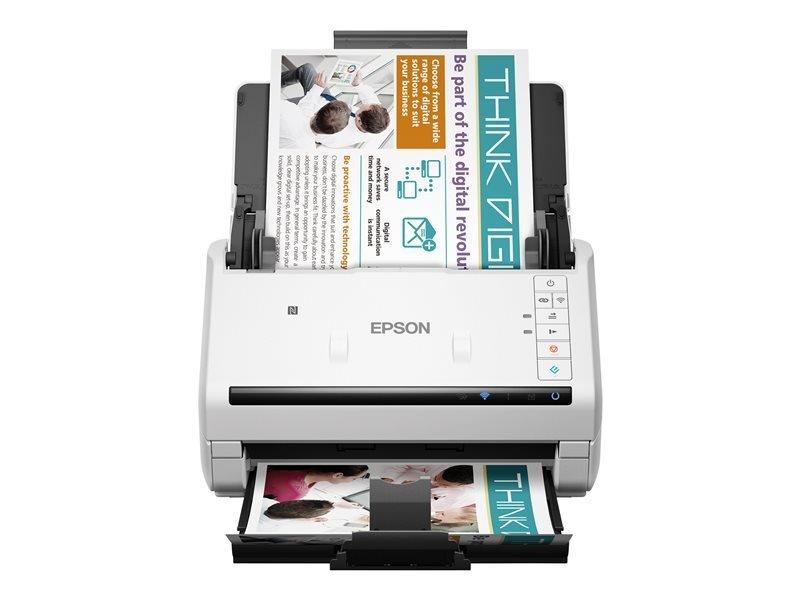 Epson WorkForce DS-570W A4 Document scanner
