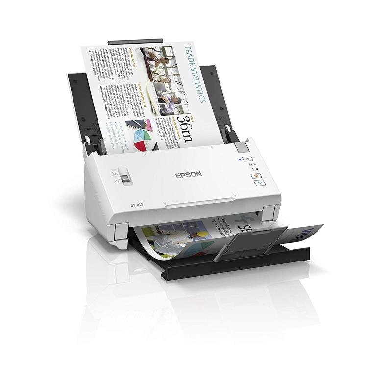 Epson WorkForce DS-410 A4 Document scanner