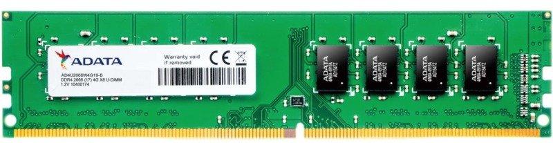 Image of ADATA Premier 4GB DDR4 2666 Unbuffered-DIMM Memory