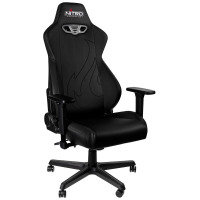 Nitro Concepts S300 EX Gaming Chair - Stealth Black