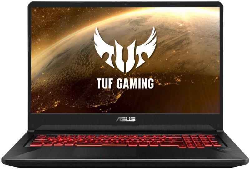 """EXDISPLAY ASUS TUF FX705GE EW096T 1050Ti 17.3 Thin Bezel Gaming Laptop Intel Core i7 8750H 8GB DDR4 128GB SSD 1TB HDD 17.3"""" Full HD IPS NVIDIA GTX 1050Ti 4GB WIFI Windows 10 Home"""