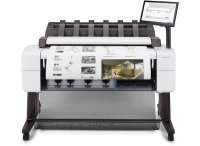 "HP DesignJet T2600dr PS MFP 36"" Printer"