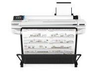 HP DesignJet T530 36-in A0 Plotter Printer