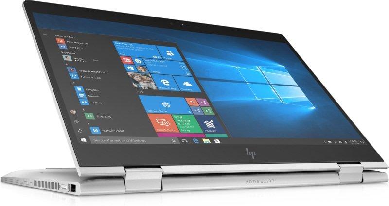 HP EliteBook x360 830 G5 Core i5 8GB 256GB SSD Win10 Pro 2-in-1 Laptop