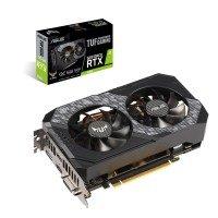 Asus ASUS TUF Gaming GeForce RTX 2060 OC edition 6GB GDDR6 Graphics Card