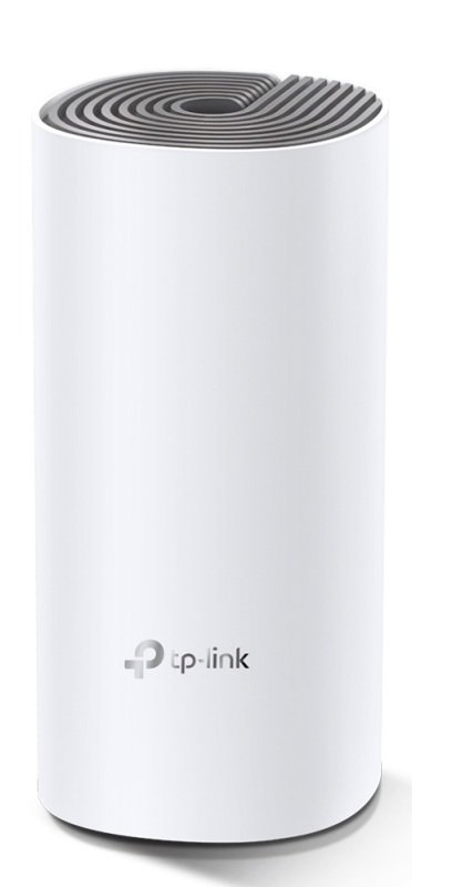 TP-link Deco E4 AC1200 Whole-Home Mesh Wi-Fi System(1-pack)