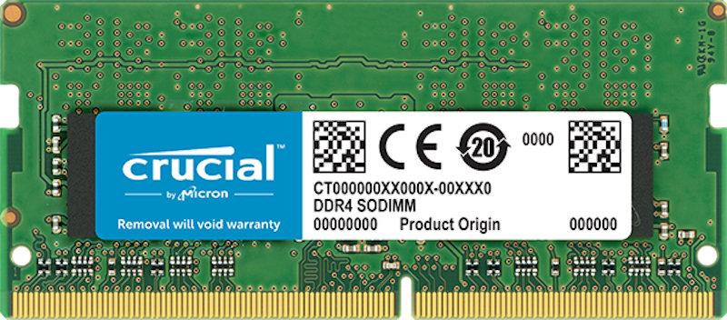 Crucial 4gb Ddr4 2666 Sodimm Crucial CT4G4SFS6266 4GB DDR4-2666 SODIMM
