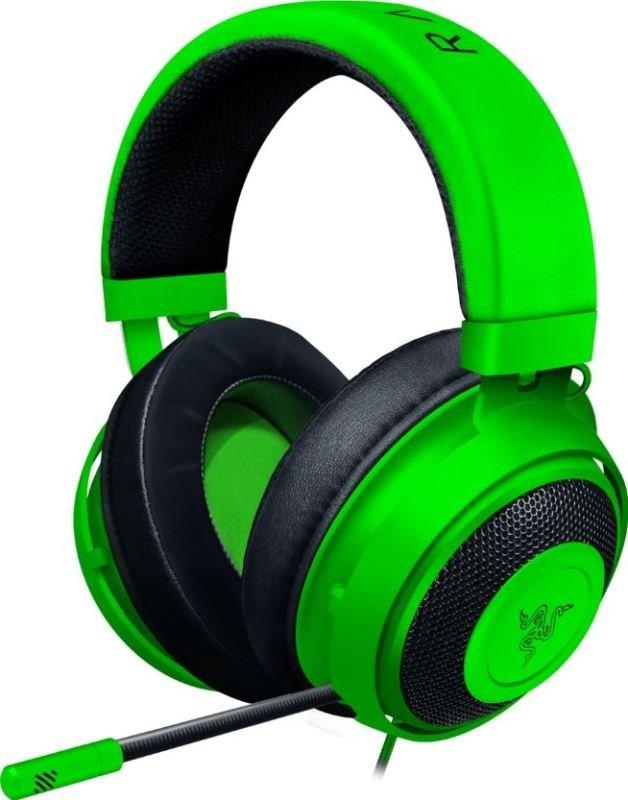 Image of Razer Kraken Green Gaming Headset
