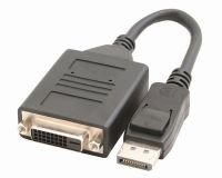 Sapphire Active Display Port to Single Link DVI Adaptor Cable