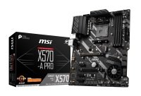 MSI X570-A PRO AM4 DDR4 ATX Motherboard
