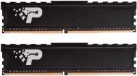 Patriot Signature Premium DDR4 8GB (2x4GB) 2666MHz (PC4-21300) UDIMM kit W/HEATSHIELD