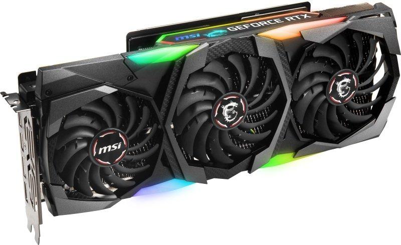 MSI GeForce RTX 2070 SUPER GAMING X TRIO 8GB Graphics Card